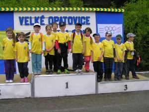 XV. olympiáda 1. tříd